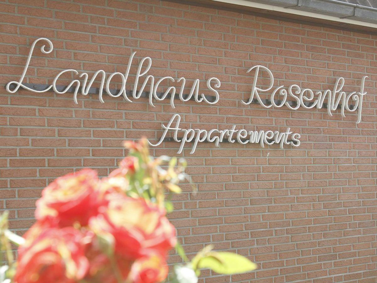 Ferienwohnung 1 im Landhaus Rosenhof, Cuxhaven - Firma ...