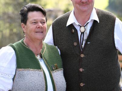 Ihr Gastgeber Reinhard und Theresia Anichhofer
