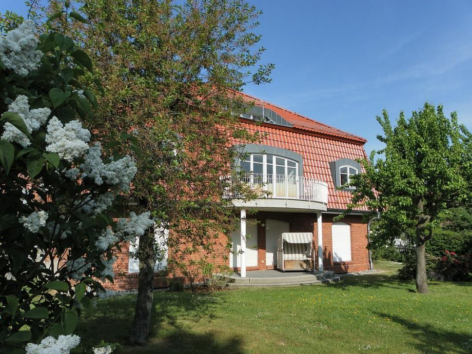 Außenansicht des Villa Sonnengarten