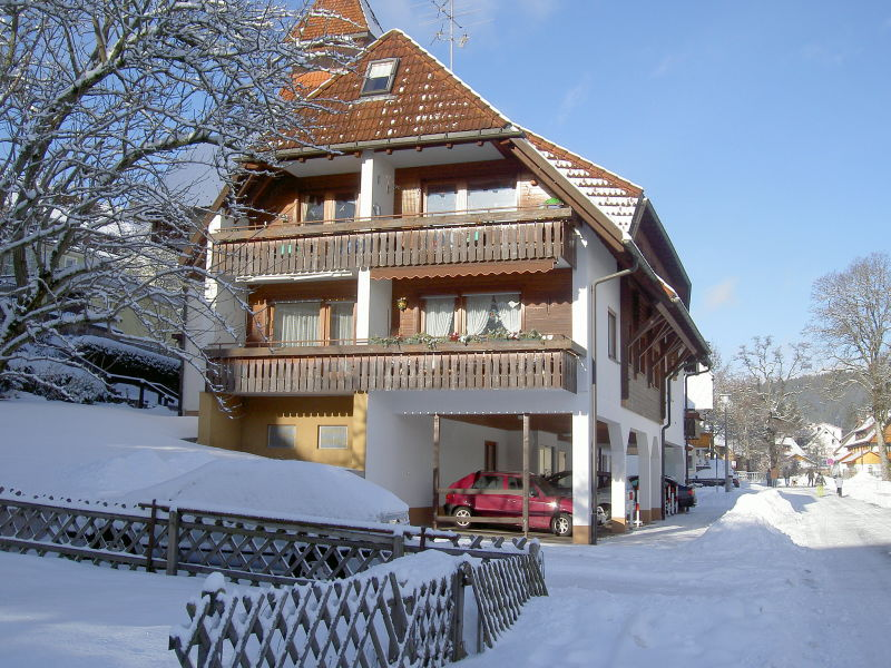 Holiday apartment Osterhage