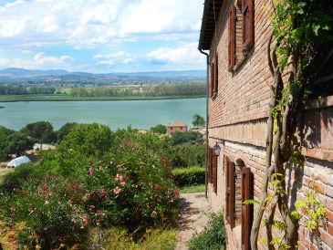 Ferienwohnung Il Rosmarino im Casa sul Lago