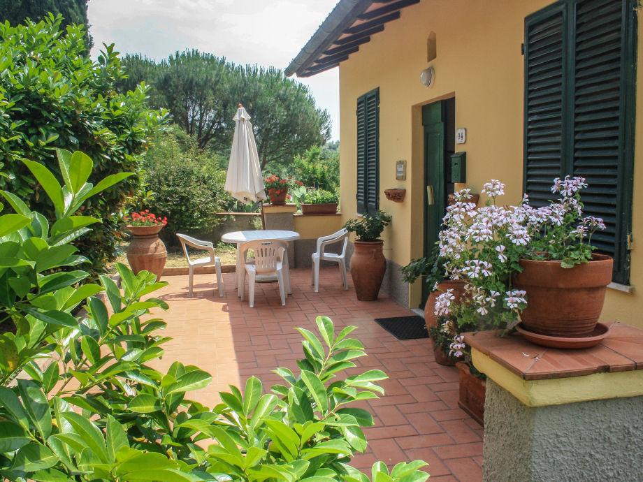 Casa Rosmarino mit Terrasse