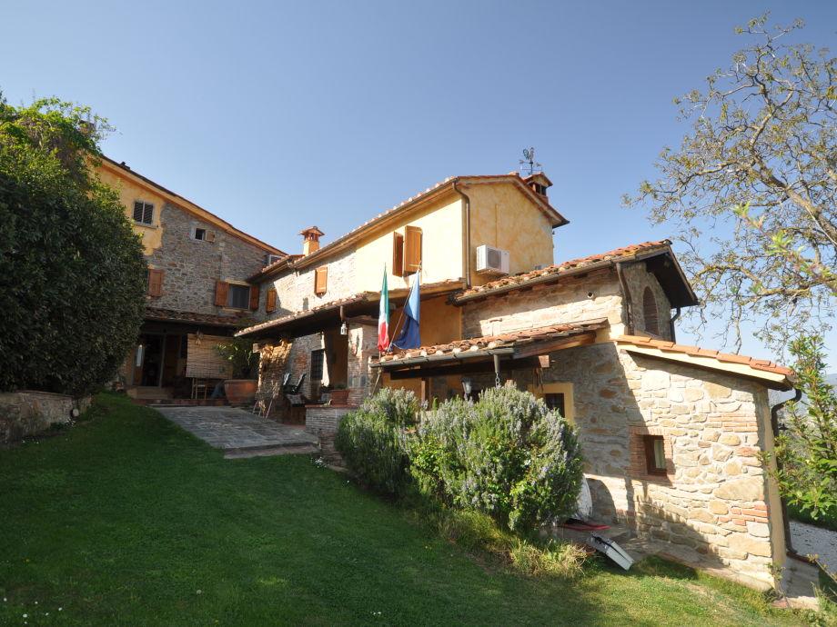 Die Casa Antonella im Anwesen Nonna Mora