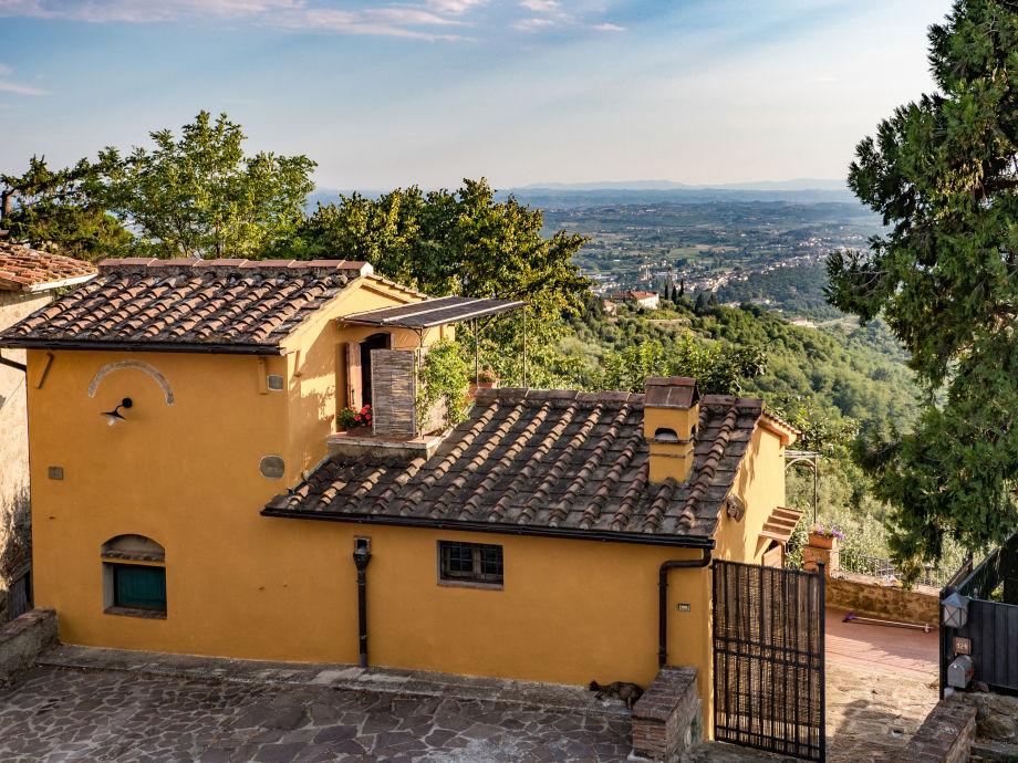 Außenaufnahme Casa Belvedere