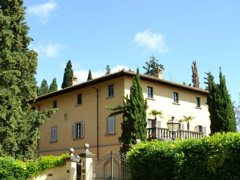 Holiday apartment Residence Villa La Cappella