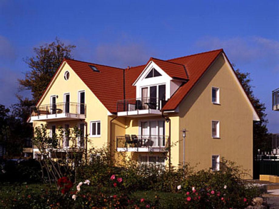 """Ferienwohnung """"Ostseetraum"""" im Obergeschoss"""