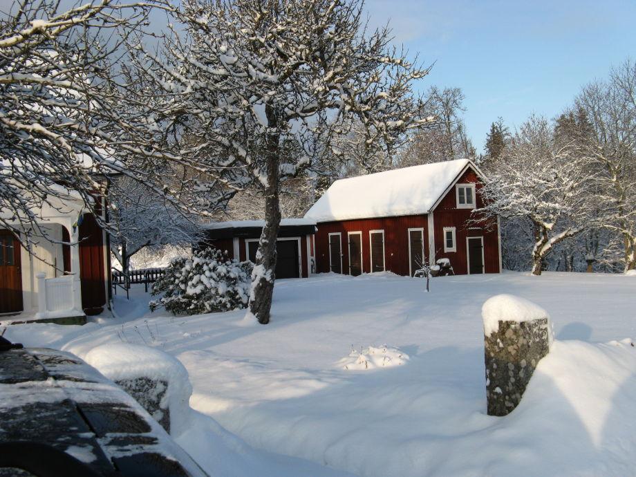 Winter in Karlstorp