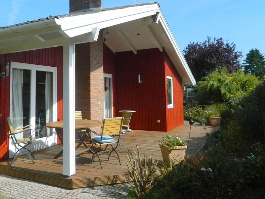 freistehendes Ferienhaus an der Ostsee