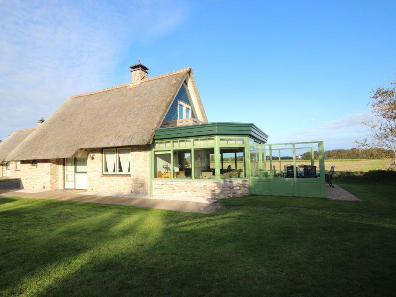 Villa Bleekerscoogh mit Wintergarten