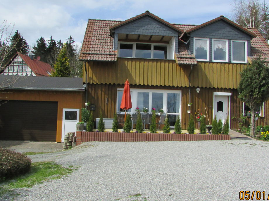 Außenaufnahme Haus am Wäldchen