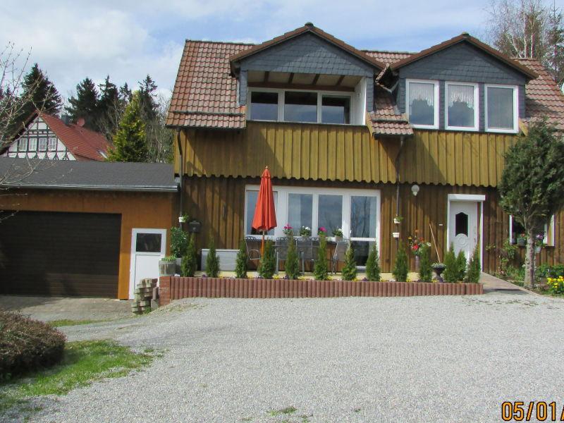 Holiday house Haus am Wäldchen