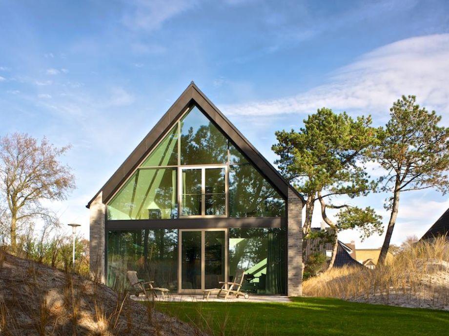 Das außergewöhnliche Ferienhaus Düne²