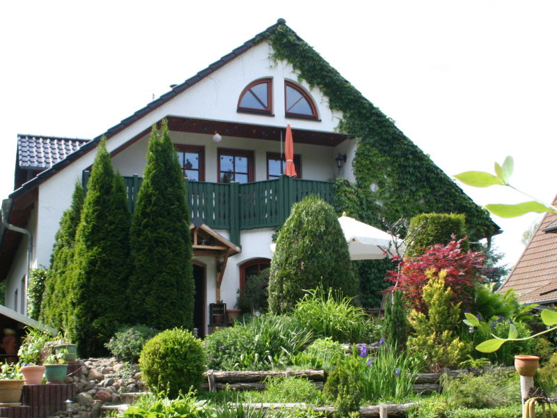 Ferienwohnung Falkenhorst im Forsthaus Fichtenau