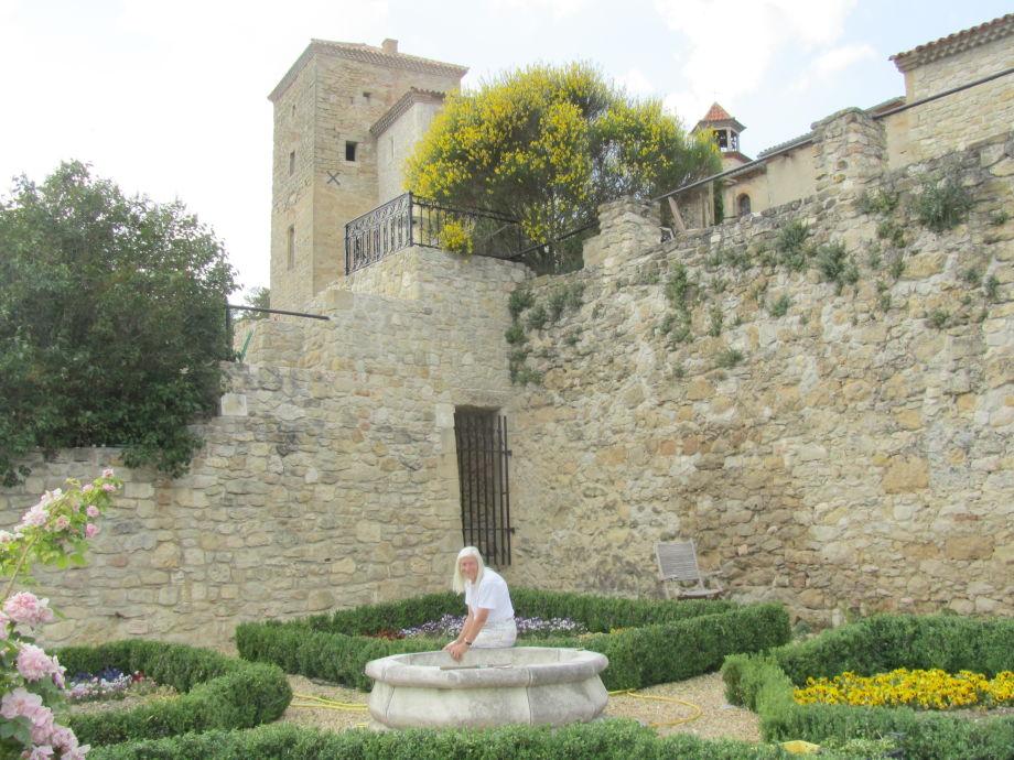 Vom Garten zum Turm