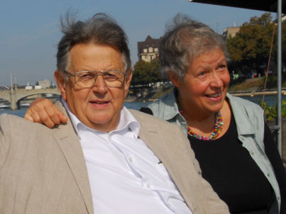 Ihr Gastgeber Klaus Stöckel