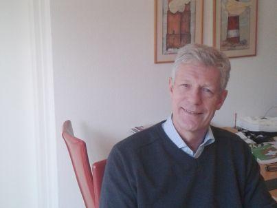 Ihr Gastgeber Louis Ringnalda